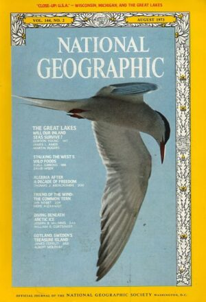 National Geographic August 1973-0