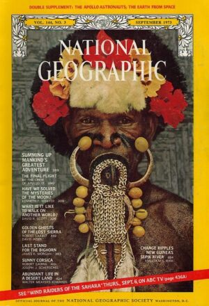 National Geographic September 1973-0