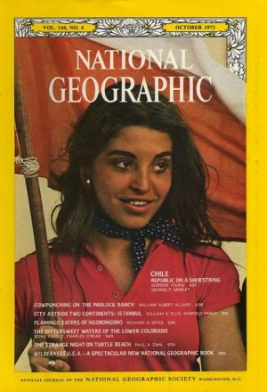 National Geographic October 1973-0