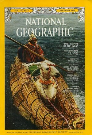 National Geographic December 1973-0