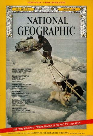 National Geographic March 1974-0