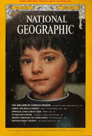 National Geographic April 1974-0