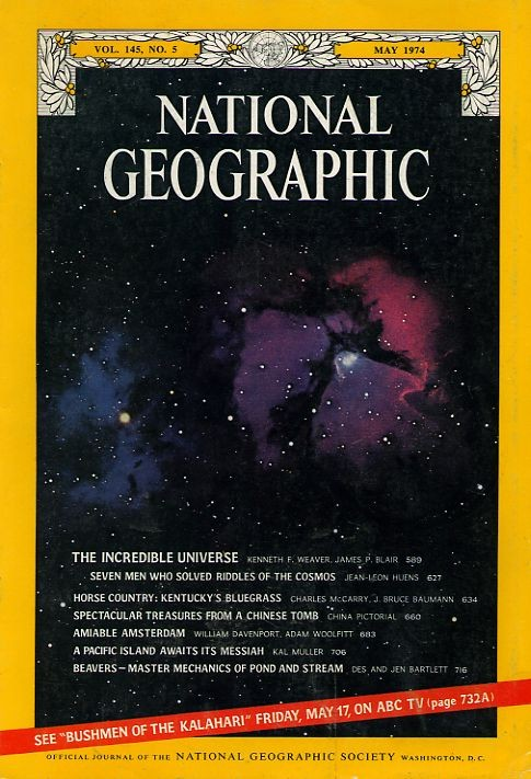 National Geographic May 1974-0