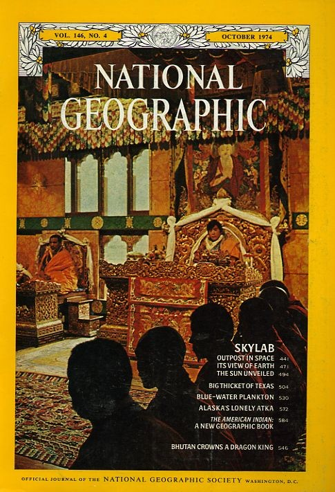 National Geographic October 1974-0