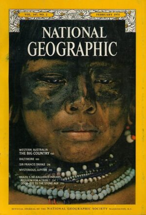 National Geographic February 1975-0