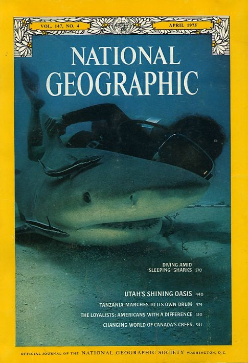 National Geographic April 1975-0