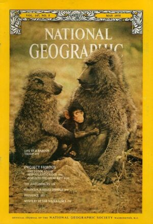 National Geographic May 1975-0