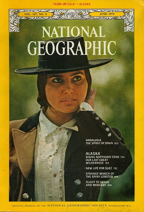National Geographic June 1975-0