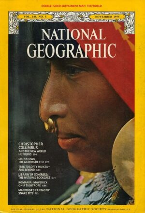 National Geographic November 1975-0
