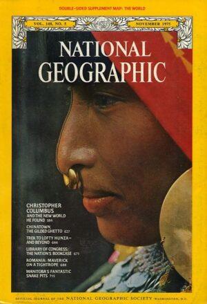 National Geographic November 1975-0