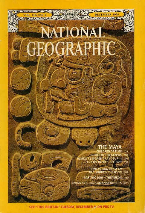 National Geographic December 1975-0