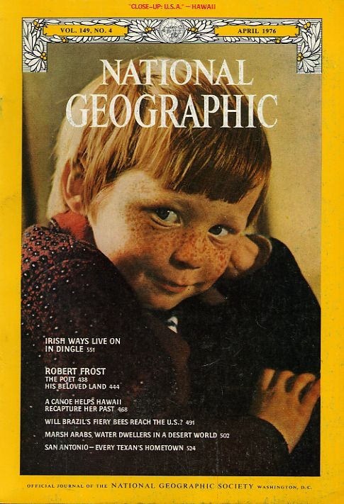 National Geographic April 1976-0