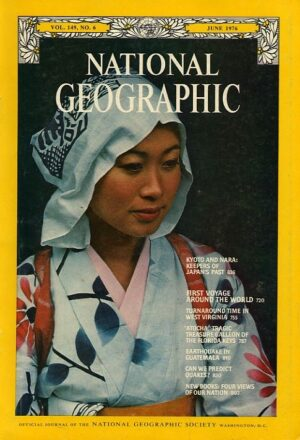National Geographic June 1976-0