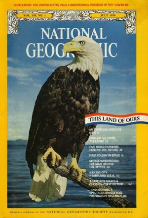 National Geographic July 1976-0
