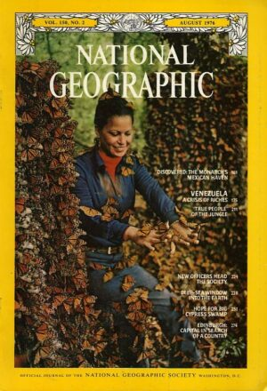 National Geographic August 1976-0