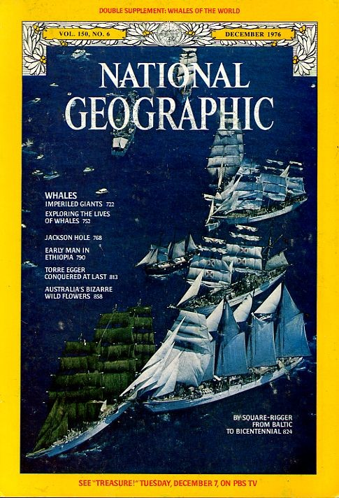 National Geographic December 1976-0