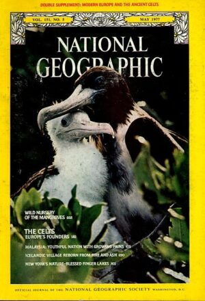 National Geographic May 1977-0