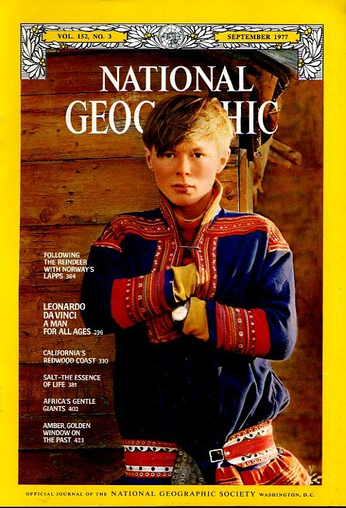 National Geographic September 1977-0
