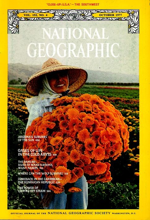 National Geographic October 1977-0