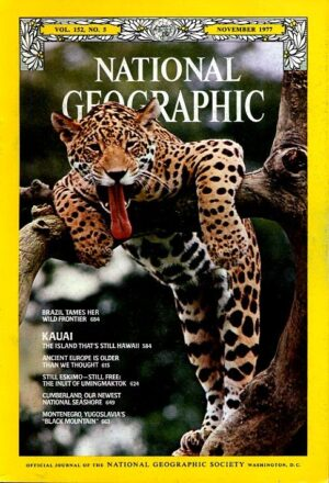 National Geographic November 1977-0