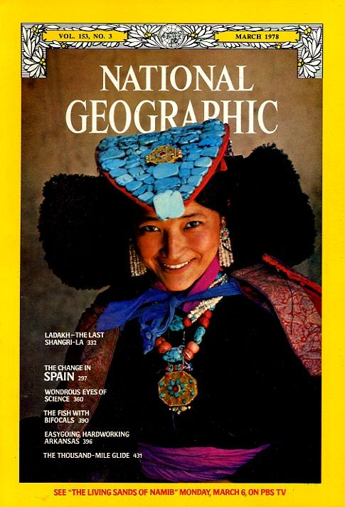 National Geographic March 1978-0