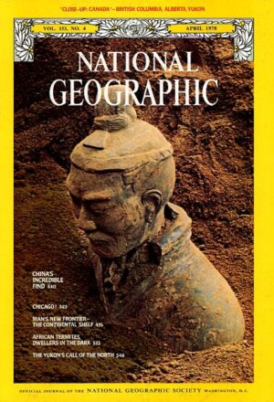 National Geographic April 1978-0