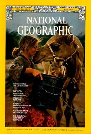 National Geographic May 1978-0