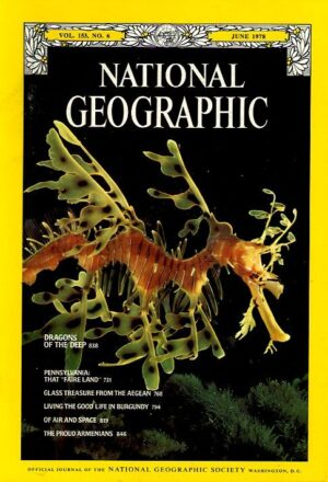 National Geographic June 1978-0