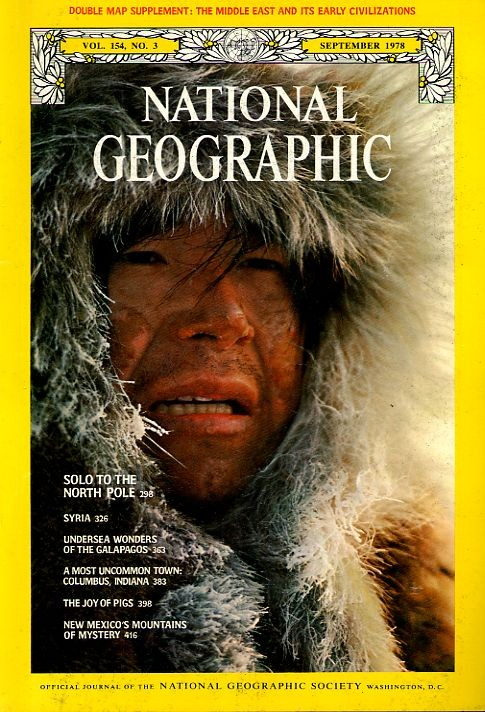 National Geographic September 1978-0