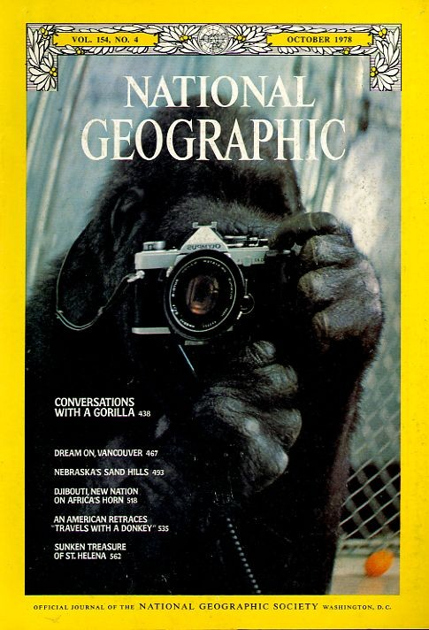 National Geographic October 1978-0