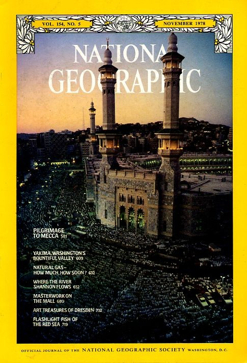 National Geographic November 1978-0