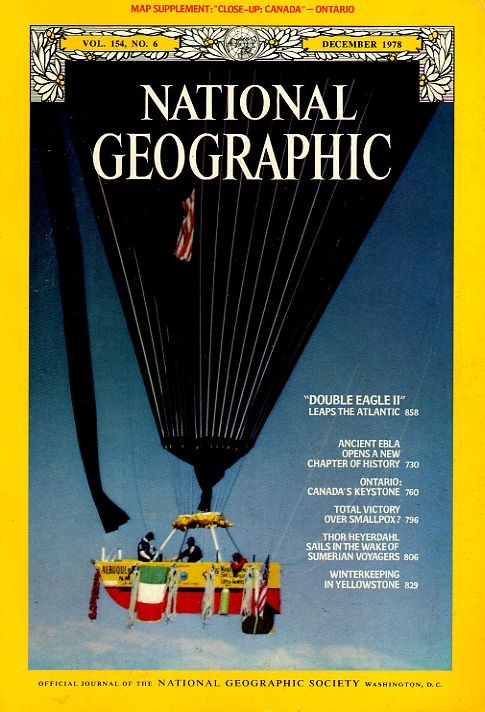 National Geographic December 1978-0