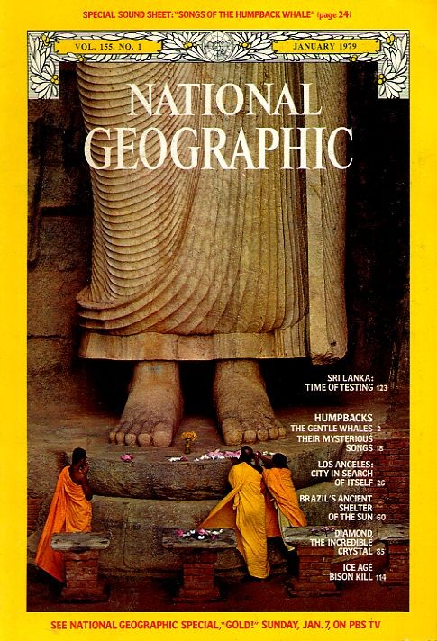 National Geographic January 1979-0