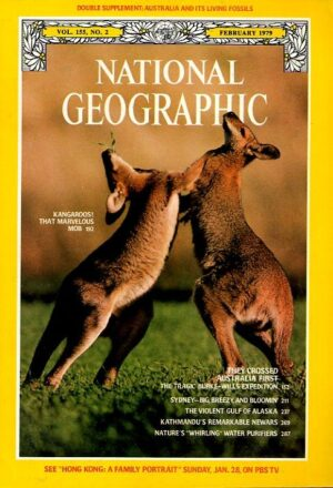 National Geographic February 1979-0