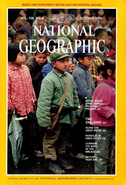 National Geographic October 1979-0