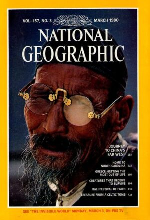 National Geographic March 1980-0