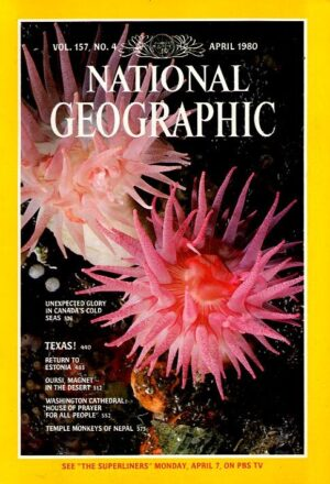 National Geographic April 1980-0