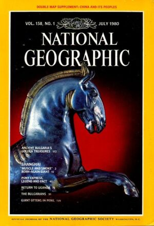 National Geographic July 1980-0