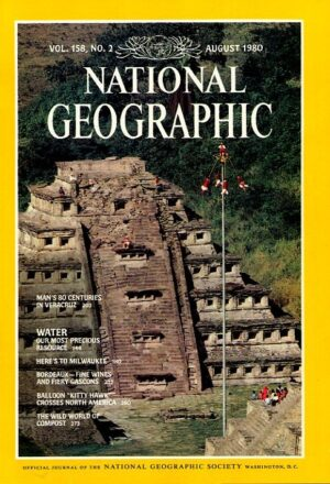 National Geographic August 1980-0