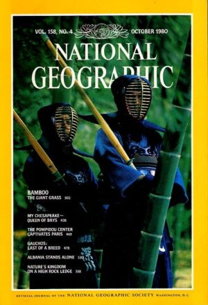 National Geographic October 1980-0