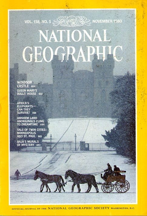 National Geographic November 1980-0
