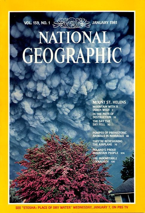 National Geographic January 1981-0