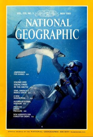 National Geographic May 1981-0