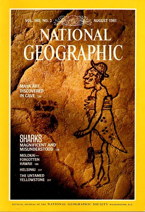 National Geographic August 1981-0