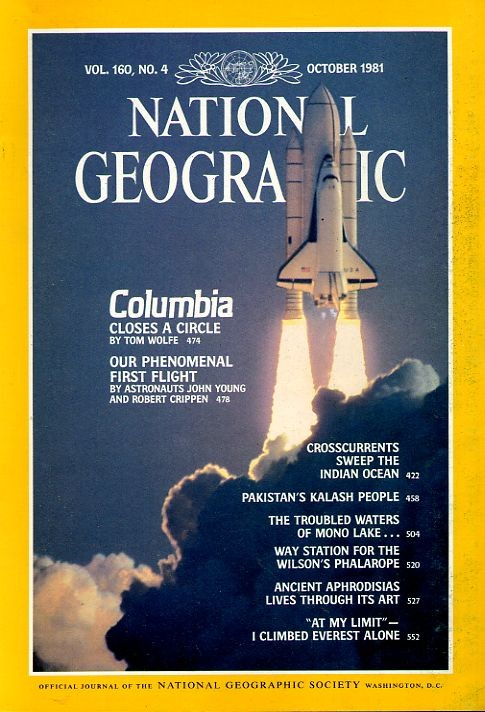National Geographic October 1981-0