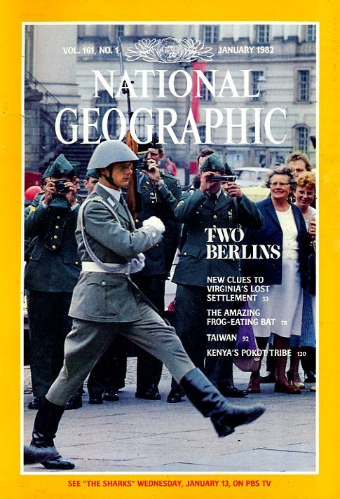 National Geographic January 1982-0