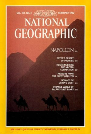 National Geographic February 1982-0