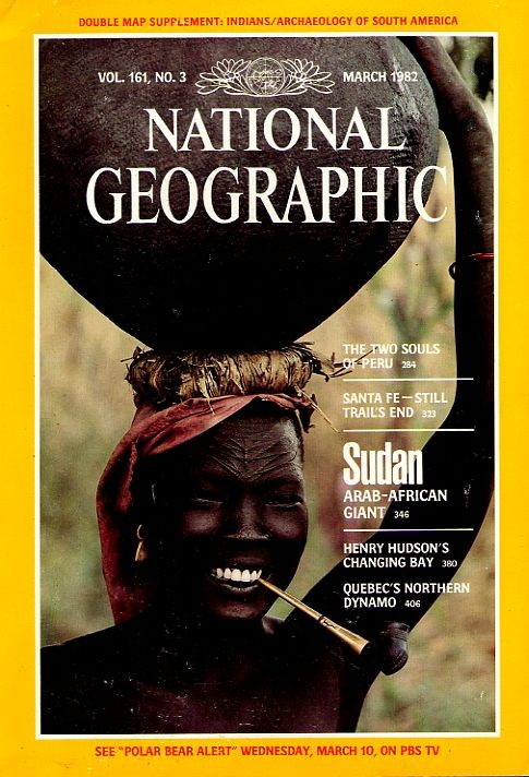 National Geographic March 1982-0