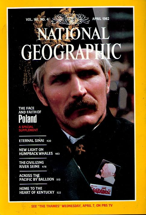 National Geographic April 1982-0