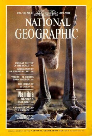 National Geographic June 1982-0